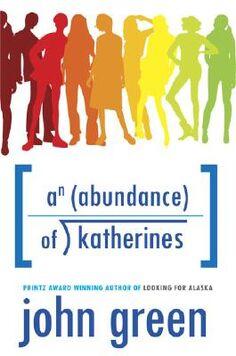 An Abundance of Katherines-cover