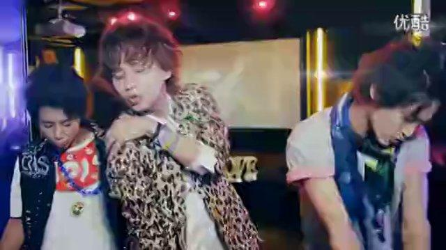 PV Kis-My-Ft2 - Shake It Up