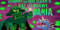 Johnny and Dark Vegan's Battle Brawl Mania