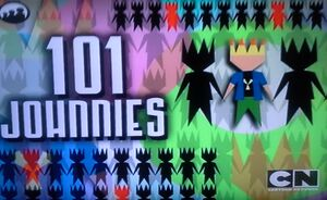 101 Johnnies