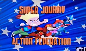 Super Johnny Action Federation