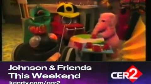 CER2 This Weekend promo for Johnson and Friends