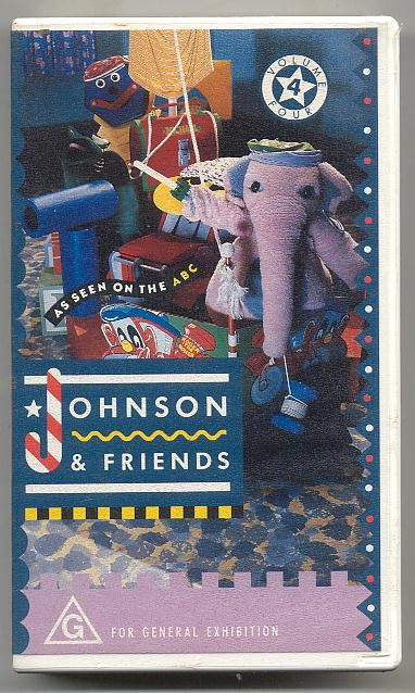The Vcr From Heck Fifty Cartoons Week Tuesday 50: Johnson And Friends Wiki