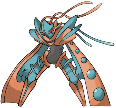 Deoxys ultimate