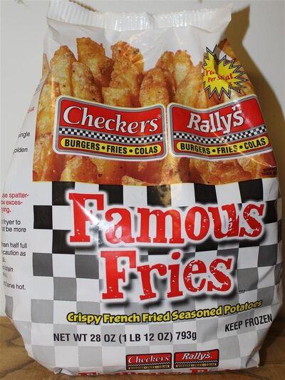 Tasty Fries! Mmmmm.....
