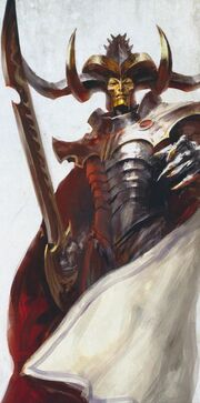 Elf king Malekith