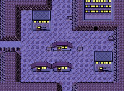 GSC Lavender Town