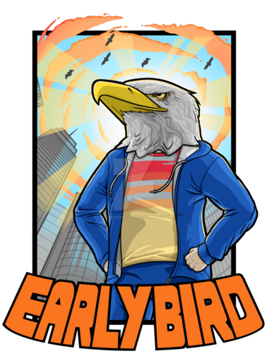 Early bird t shirt design by an0nym0useart-d8rszgw