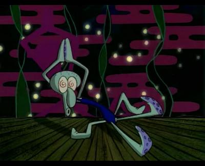 Captivator Squid
