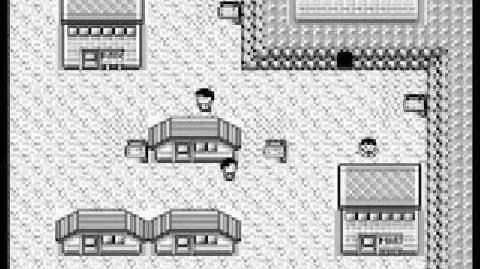 Pokemon Blue Red - Lavender Town