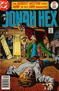 Jonah Hex v.1 01
