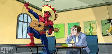 Spider-Man(Earth-TRN123)