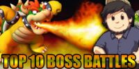 Top 10 Boss Battles