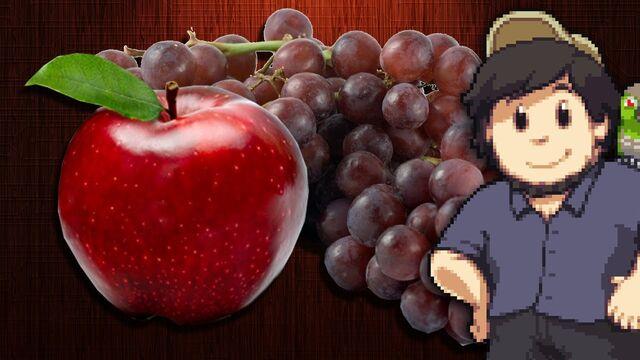 File:ApplesAndGrapes.jpg