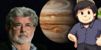 George Lucas and JonTron visit Jupiter