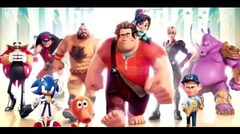 Wreck-It Ralph Opening Medley (w missing tracks)
