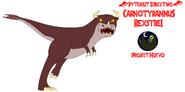 Carnotyrannus Concept (Series 2)