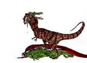 Beheading Spinosaurus