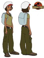 Jurassic park fan characters (4)