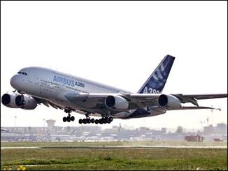 Passenger plane 1