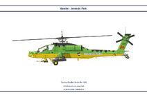 Jurassic Park Apache