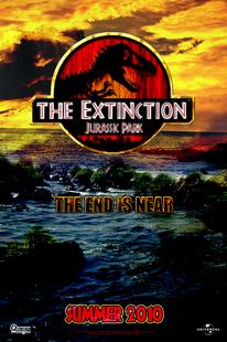 Jurassic Park Extinction