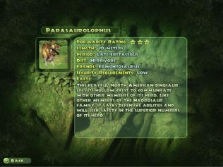 Parasaurolophus Dinopedia