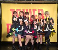 Shining Star release event at Tower Record (March 2017)