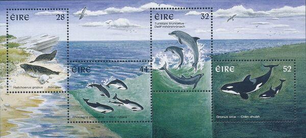 Ireland 1997 Marine Mammals g