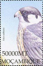 Mozambique 2002 Birds of Africa ba