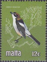 Malta 1981 Birds c