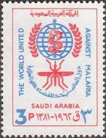 Saudi Arabia 1962 Malaria Eradication a