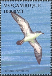 Mozambique 2002 Sea Birds of the World d