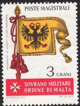 Sovereign Military Order of Malta 1967 Flags of Ancient Languages and from Order b