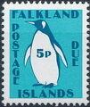 Falkland Islands 1991 Penguins (Postage Due Stamps) e.jpg