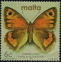 Malta 2002 Butterflies and Moths m