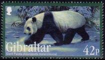 Gibraltar 2011 Endangered Animals b