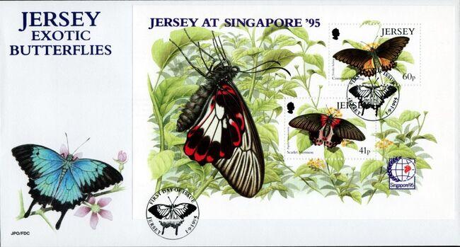 Jersey 1995 Butterflies i