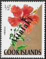 Aitutaki 1972 Flowers from Cook Islands Overprinted AITUTAKI a.jpg