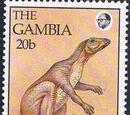Gambia 1992 Dinosaurs
