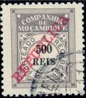 "Mozambique Company 1911 Postage Due Stamps Overprinted ""REPUBLICA"" j"