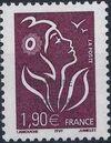 St Pierre et Miquelon 2005 Definitive Issue - Marianne des Français k