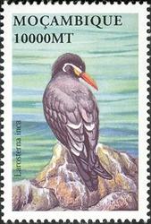 Mozambique 2002 Sea Birds of the World l