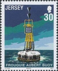 Jersey 2003 Lighthouses and Buoys g