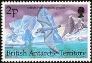 British Antarctic Territory 1998 Birds b