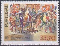 Portugal 1982 Europa a