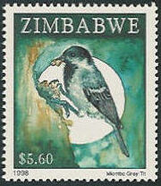 Zimbabwe 1998 Birds c