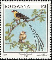 Botswana 1997 Birds o