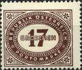 Austria 1947 Postage Due Stamps - Type 1894-1895 with 'Republik Osterreich' j.jpg