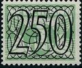 Netherlands 1940 Numerals - Stamps of 1926-1927 Surcharged q.jpg